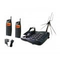 SENAO SN-358 PLUS 2HS Long range phone up to 5km in kit with 2 handsets