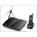 SENAO SP 922 PRO ( EnGenius EP 922 Pro ) Long range cordless PBX system up to 5km 4 lines, up to 90 handsets